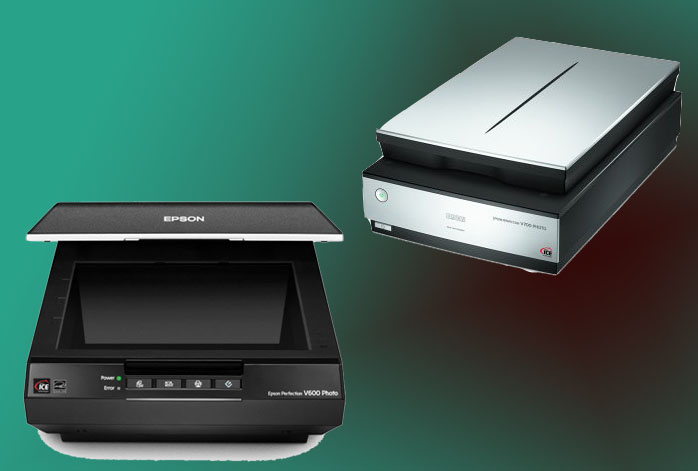 Epson Perfection V600 vs. V700