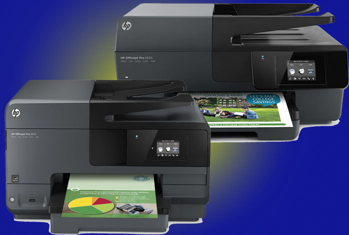 HP OfficeJet Pro 8610 vs. 6830