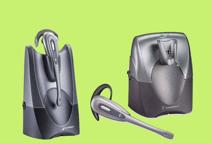 Plantronics CS50 vs. CS55