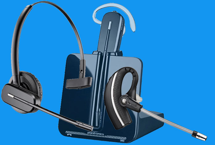 Plantronics CS540 vs. CS530