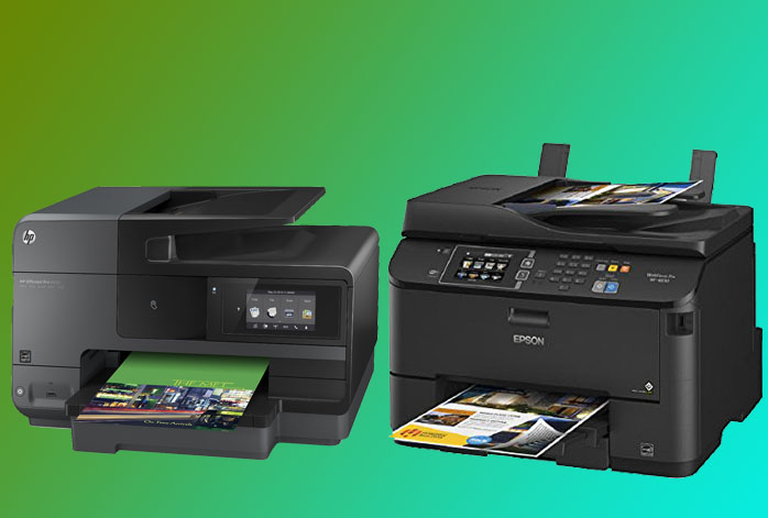 HP OfficeJet Pro 8620 vs. Epson WorkForce 4630