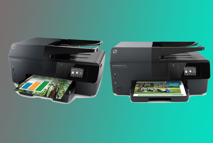 HP OfficeJet Pro 6830 vs. 6835