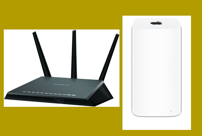 Netgear Nighthawk AC1900 vs. Apple AirPort Extreme