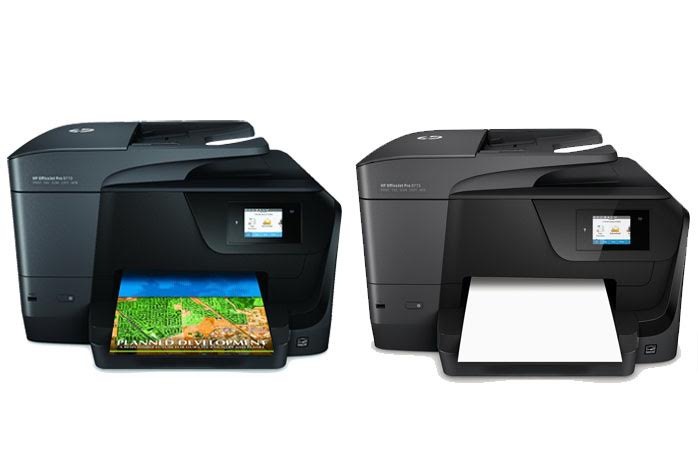 HP OfficeJet Pro 8710 vs 8715 | Damorashop com