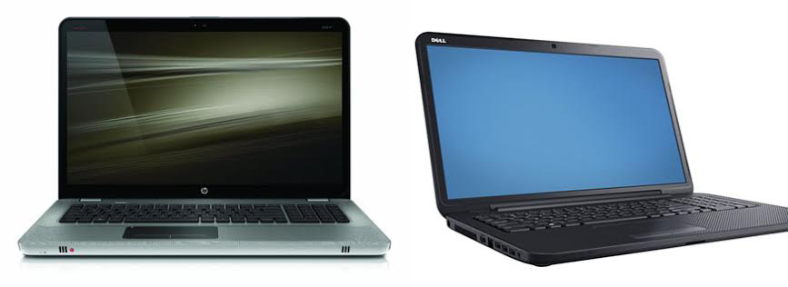 HP Envy 17T vs Dell Inspiron 17