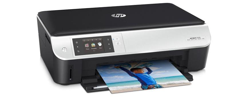HP Envy 5535 Review Basic and Fast Performance Printer