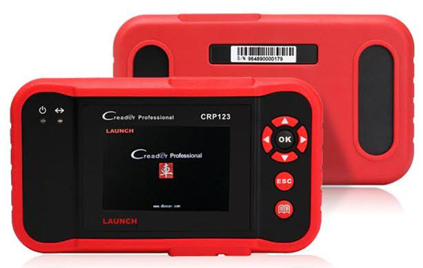Launch CRP123 Review Powerful Professional OBD2 Scanner for Advanced Users
