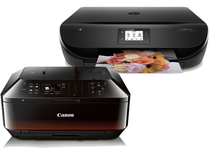 Canon MX922 vs HP Envy 4520