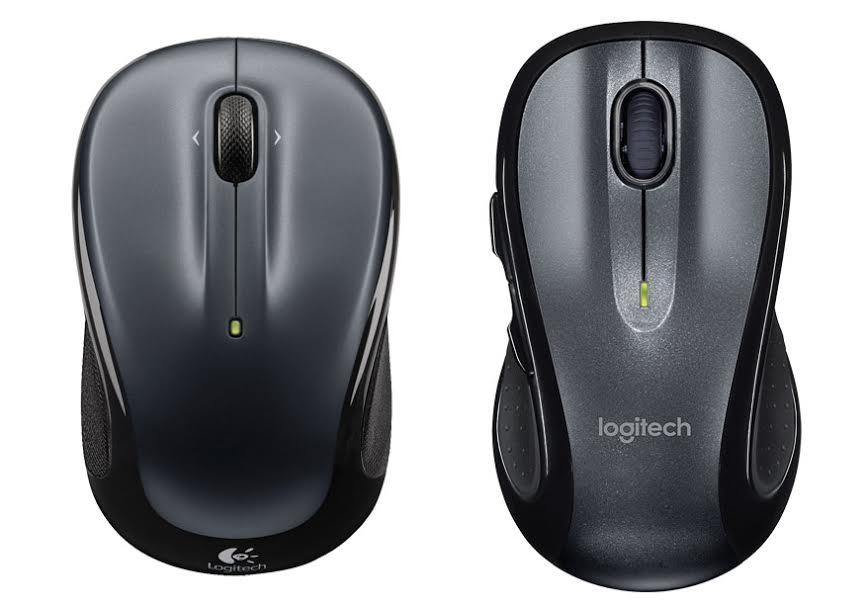 Logitech M325 vs M510