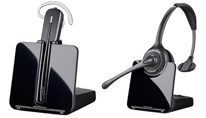 Plantronics CS510 vs CS540