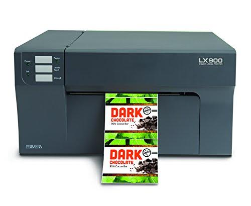 Primera LX900 Review Fast and Reliable Color Label Printer
