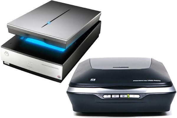Epson V700 vs V500