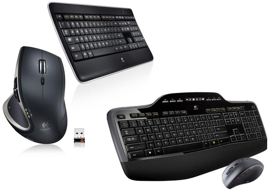 Logitech MX800 vs MK710