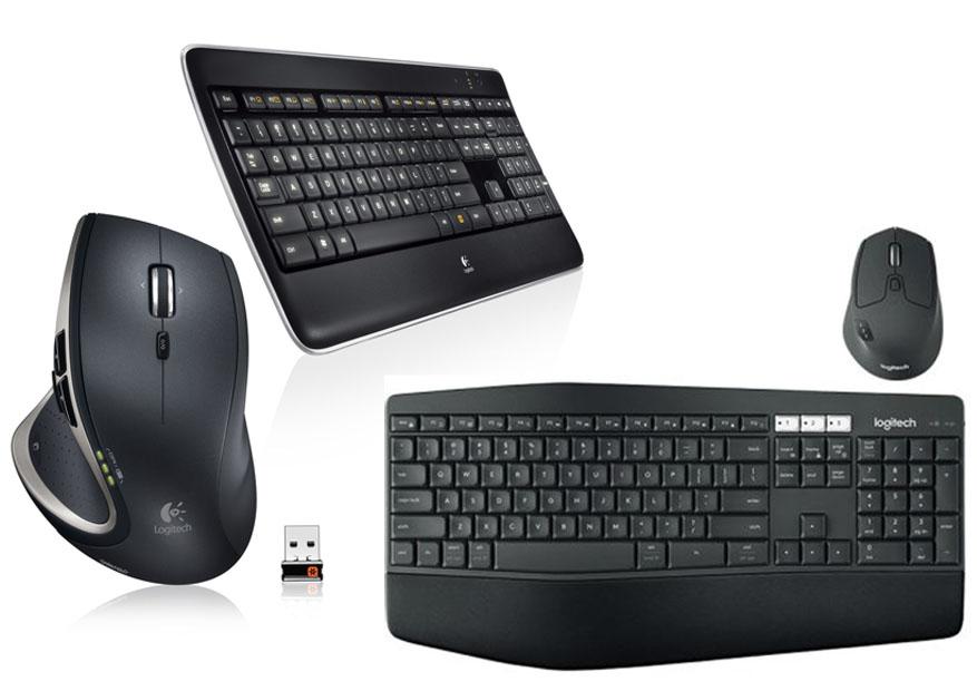 Logitech MX800 vs MK850