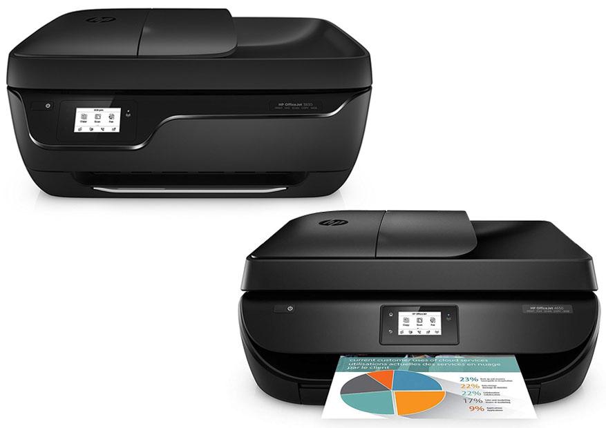 מודרני HP OfficeJet 3830 vs 4650 | Damorashop.com IN-36