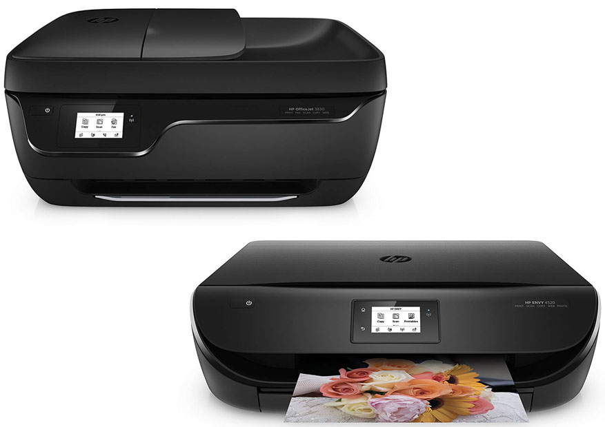 HP OfficeJet 3830 vs HP Envy 4520 | Damorashop com